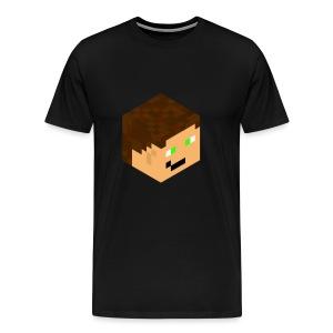 Thhennie Gaming Hete Genser - Premium T-skjorte for menn
