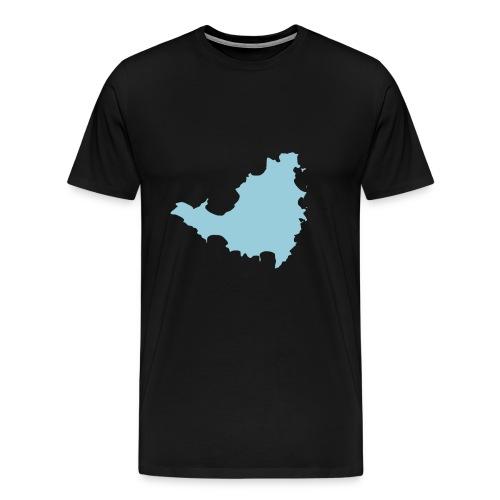 SXM - Mannen Premium T-shirt