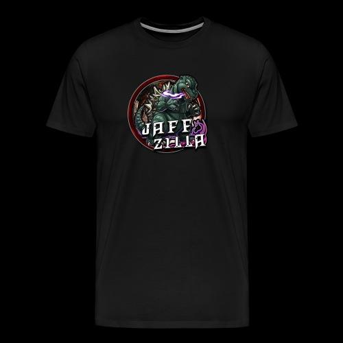 jaff logo - Men's Premium T-Shirt
