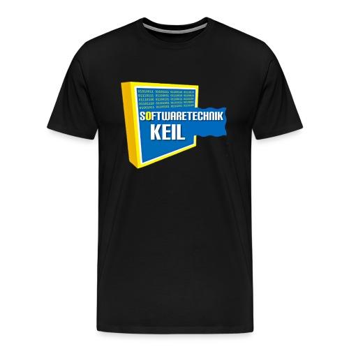 Softwaretechnik Keil - Männer Premium T-Shirt