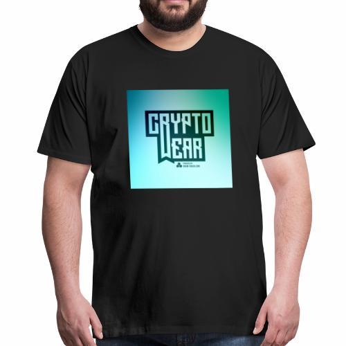Cryptowear // ROOM-TOKEN - Männer Premium T-Shirt