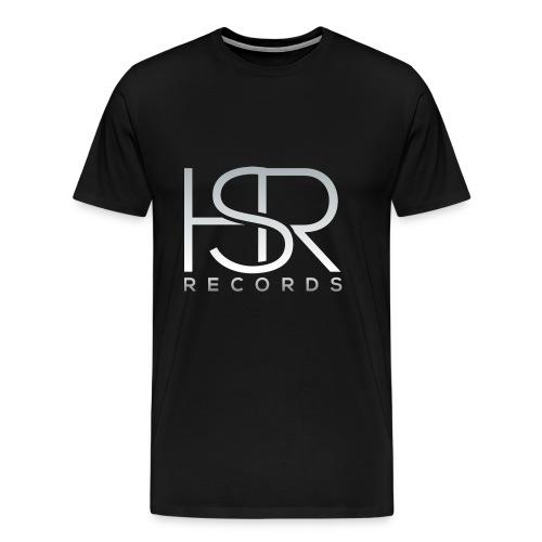 HSR RECORDS - Maglietta Premium da uomo