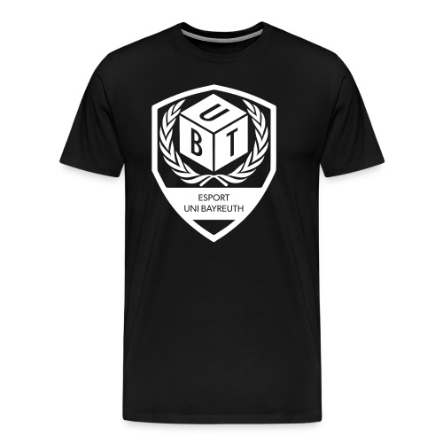 Logo_weiß - Männer Premium T-Shirt