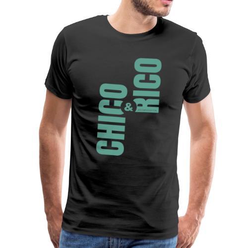 CHICO & RICO - Maglietta Premium da uomo