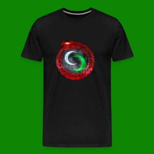 Emblème des créatures surnaturels. - T-shirt Premium Homme
