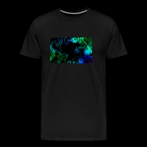 Signed with a flourish - Men's Premium T-Shirt