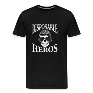 4021 Disposable Heros - Männer Premium T-Shirt