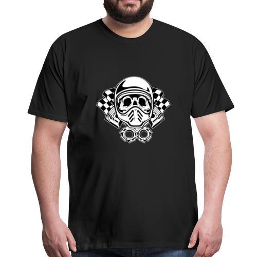 Motorcycle #2   JKMC - Collection - Männer Premium T-Shirt