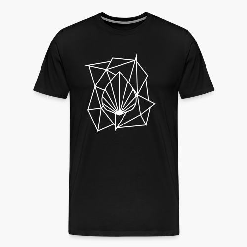 Polygon Augmented Logo - Men's Premium T-Shirt