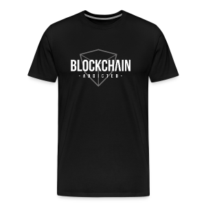 BLOCKCHAIN ​​ADDICTED - Men's Premium T-Shirt