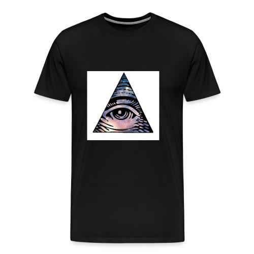 A97CF4B1 0372 43C1 A8A7 E054341D3B6E - Männer Premium T-Shirt