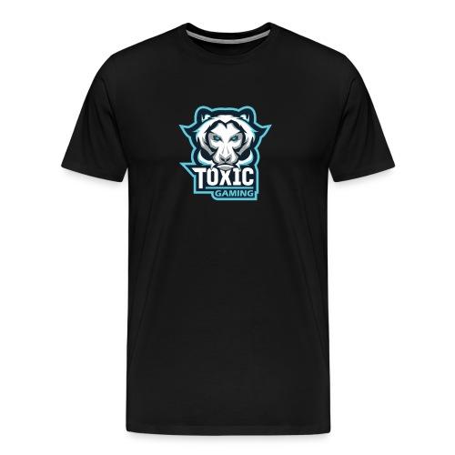 toxic gaming - Mannen Premium T-shirt