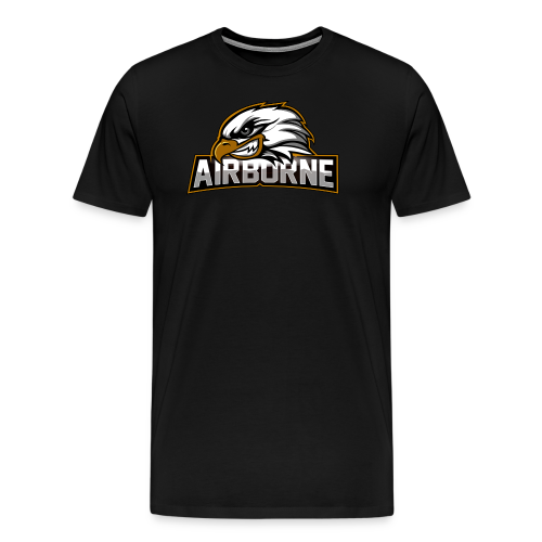 AiR - Logo - Männer Premium T-Shirt