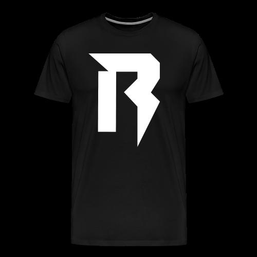 Reverse White - Männer Premium T-Shirt