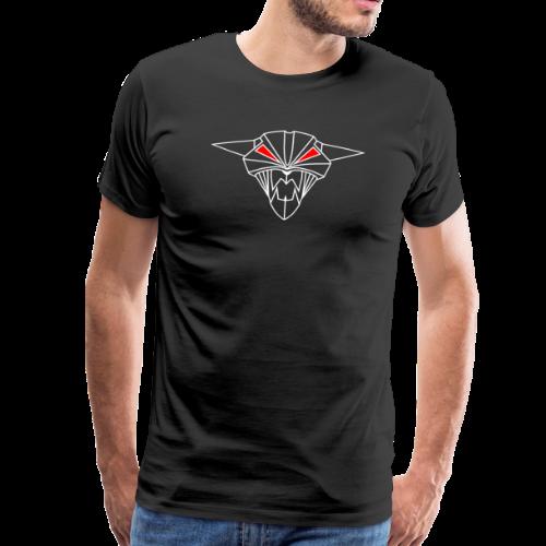 BIONIC DEVIL CAT - T-shirt Premium Homme