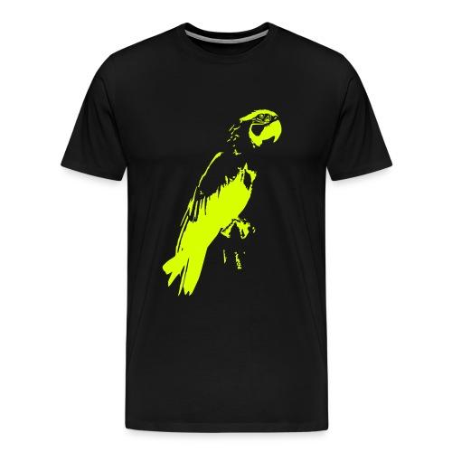 Papagei - Männer Premium T-Shirt