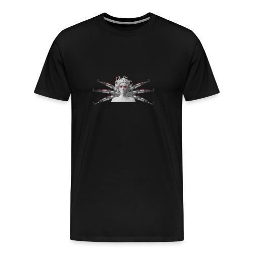 Medusa is the way - Maglietta Premium da uomo