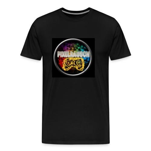 Pixelrausch Fanartikel - Männer Premium T-Shirt