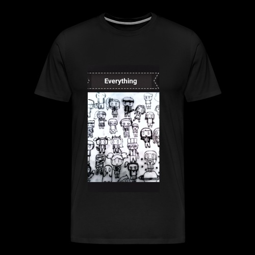 Everything - T-shirt Premium Homme