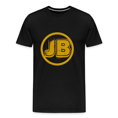 Stuff with the JB logo - Men's Premium T-Shirt