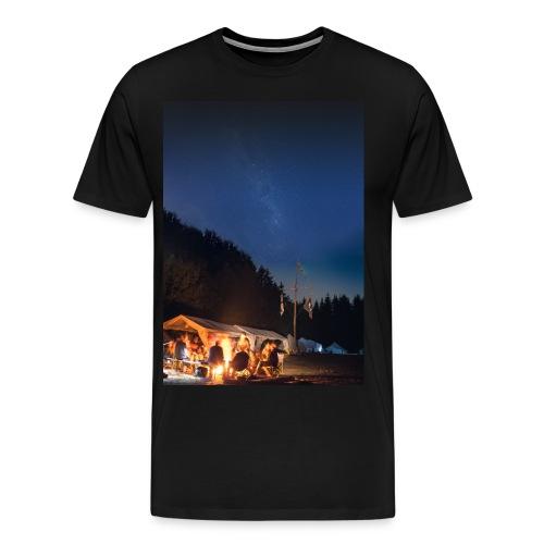 tim lagerfeuer - Männer Premium T-Shirt
