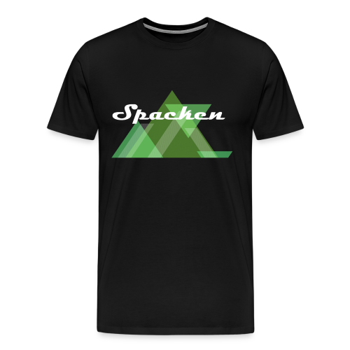 Spacken.net Design #1 - Männer Premium T-Shirt
