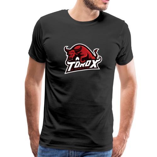 ToroX Standart Logo - Männer Premium T-Shirt