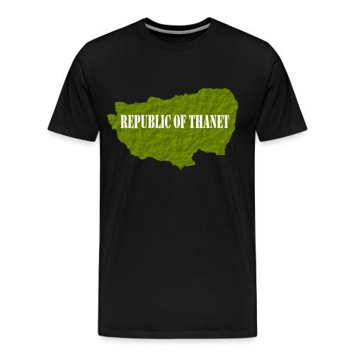 Republic of Thanet - Men's Premium T-Shirt