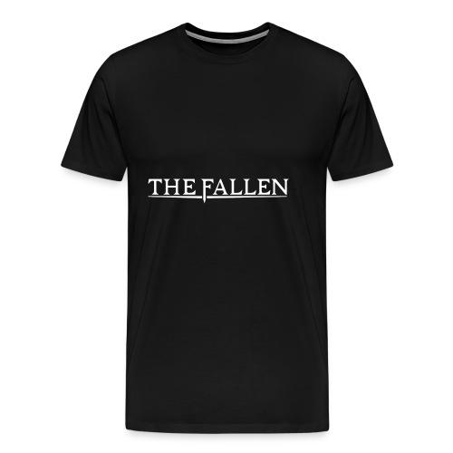 The Fallen Slim Fit - Mannen Premium T-shirt