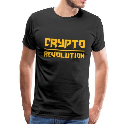 Crypto Revolution III - Men's Premium T-Shirt