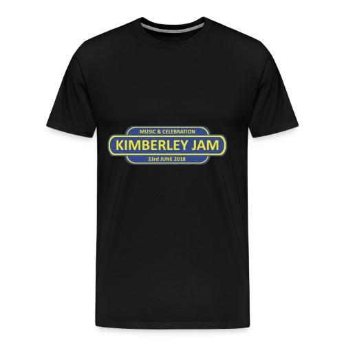 Kimberley Jam Logo - Men's Premium T-Shirt