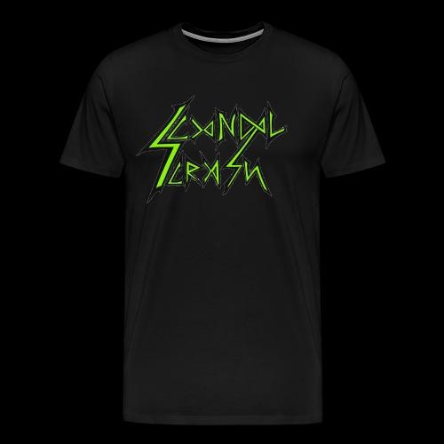 Scandal Crash 2 - T-shirt Premium Homme