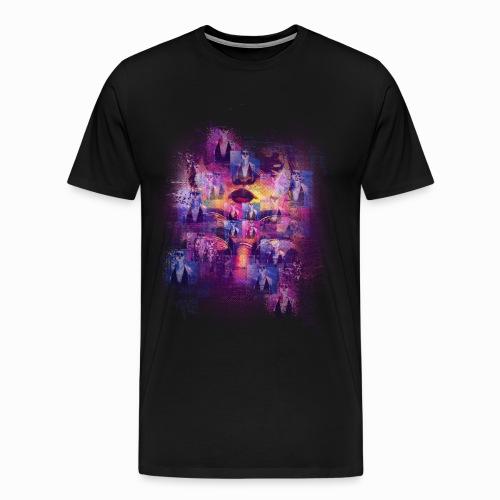 Gyrlie - I Feel Sun (Remixes Industrial) - Männer Premium T-Shirt