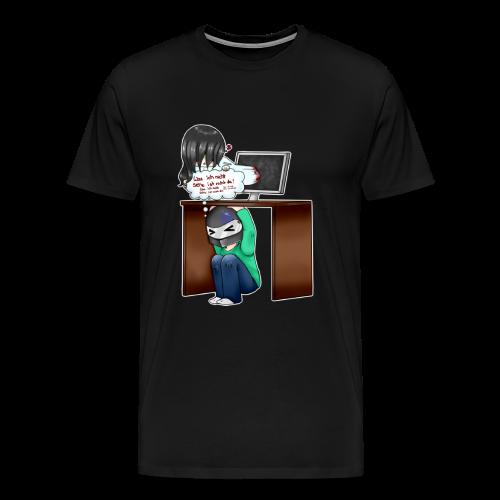 HolyPeril - Helm Insider von OUTLAST 2! - Männer Premium T-Shirt