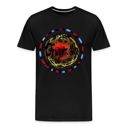 original 1986 AUSGEREIFT - Männer Premium T-Shirt