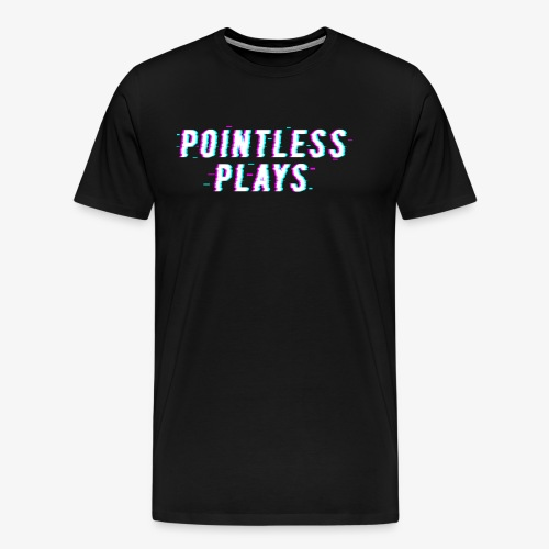 T-Shirt Pointless Logo - Men's Premium T-Shirt