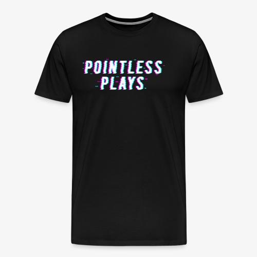 T-Shirt Pointless Logo - Men's Premium T-Shirt