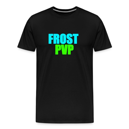 FrostPvP - Premium T-skjorte for menn