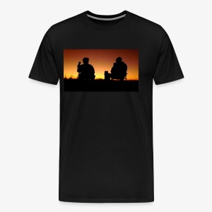 Walter and Jesse - Männer Premium T-Shirt