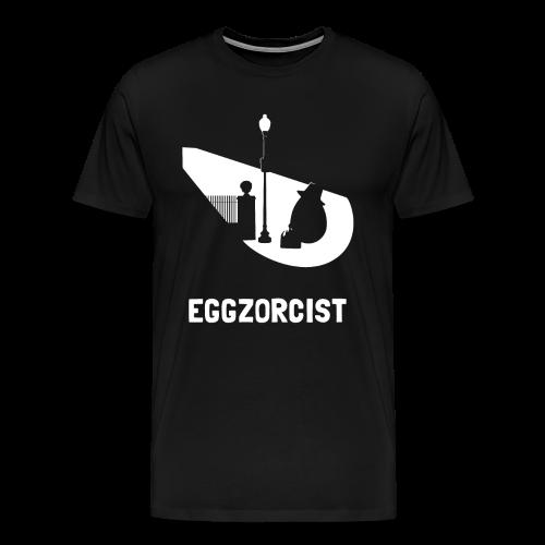 EGGZORCIST - T-shirt Premium Homme