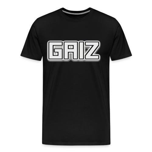 GAIZ-SENZA COLORE MAGLIE - Maglietta Premium da uomo