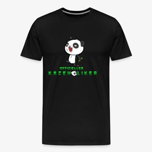 Kazeholiker - Männer Premium T-Shirt