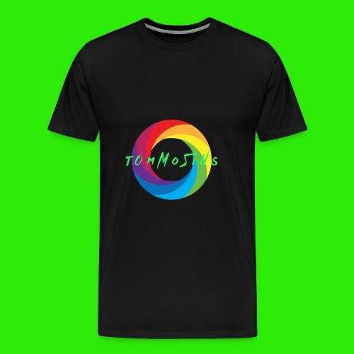 Hauptlogo tOmMoSiUs - Männer Premium T-Shirt