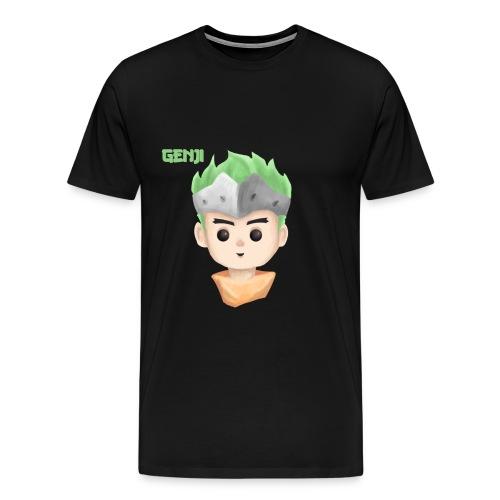 Young Genji - Made by Alpha - Männer Premium T-Shirt