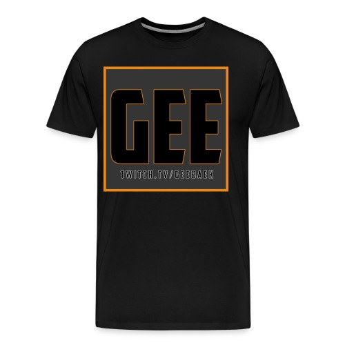 LOGOTSHIRT - Herre premium T-shirt