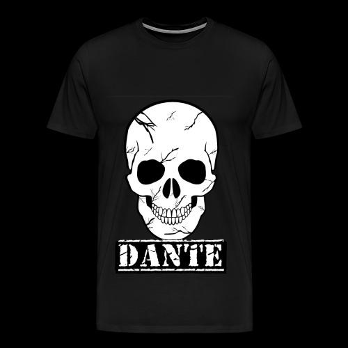 Skull of Death - Männer Premium T-Shirt