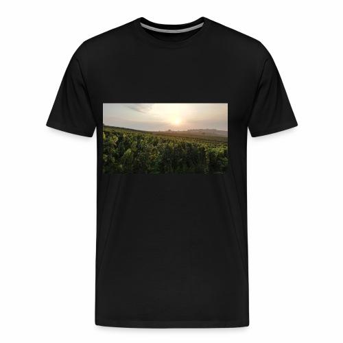 Magischer Sonnenaufgang - Männer Premium T-Shirt