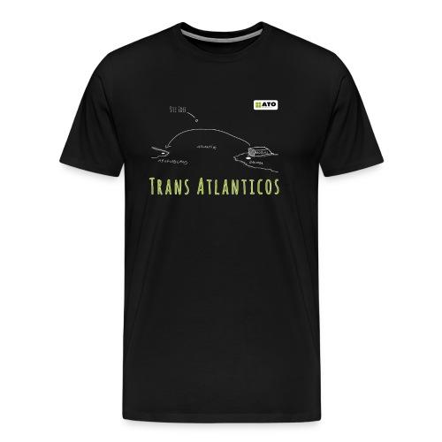 Trans Atlanticos - Die Idee - Männer Premium T-Shirt