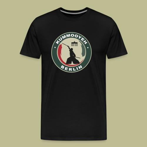 Kummooyeh Berlin Logo - Männer Premium T-Shirt