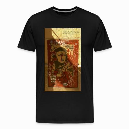 pasionaria madrid - Men's Premium T-Shirt